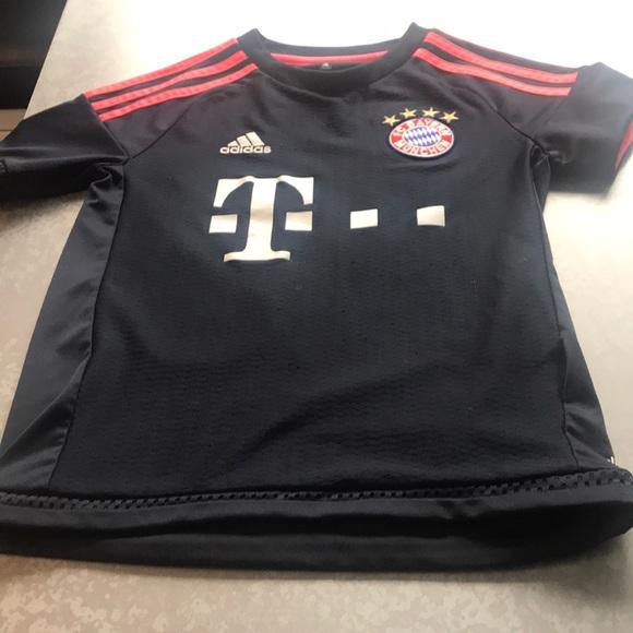 Adidas Shirts Tops Fc Bayern Munchen Jersey Poshmark